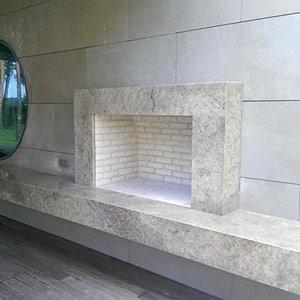 Камины и столешницы для зоны барбекю